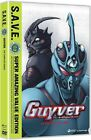 GUYVER THE COMPLETE SERIES NEW SEALED R1 DVD ANIME