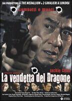 Dvd **LA VENDETTA DEL DRAGONE** con Jackie Chan 2009