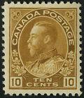 Canada 1925 Unitrade # 118b F-VF - MH