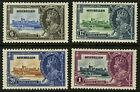 Seychelles 1935 Scott # 118-121 Mint Lightly Hinged Set