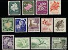 Norfolk Island 1960-62 Scott # 29-41 MLH Set