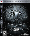 Spider-Man 3 -- Collector's Edition (Sony PlayStation 3, 2007)
