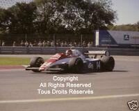 Ensign-Ford Eliseo Salazar F1 Formula One 1981 Photo #1