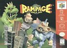 Rampage World Tour (Nintendo 64, 1997)