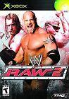 WWE Raw 2: Ruthless Aggression (Microsoft Xbox, 2003)