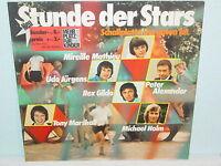 """***VARIOUS ARTISTS""""STUNDE DER STARS-SCHALLPLATTE DER GUTEN TAT""""-12""""Ariola LP***"""