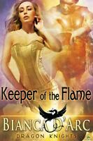 Keeper of the Flame (Dragon Knights (Samhain))-ExLibrary