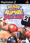 Ready 2 Rumble Boxing: Round 2 (Sony PlayStation 2, 2000) BLACK LABEL VERSION
