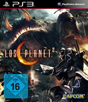 PS3 PS Sony Playstation 3 * Lost Planet 2 * Inkl. Anleitung & OVP