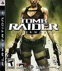 Tomb Raider: Underworld (Sony PlayStation 3, 2008)