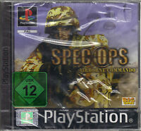 Spec Ops - Airborne Commando (PSone)