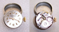 DIANTVS Watch Swiss Made Movement 17 Jewels For Parts Only & Repair