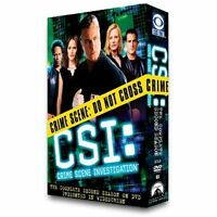 CSI: Crime Scene Investigation Complete Second Season DVD 2003 6-Disc BRAND NEW
