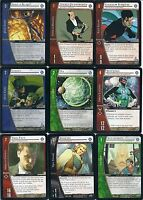 Choose Your DC Marvel Vs System Non Foil Rare Cards