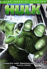 The Hulk (DVD, 2003, 2-Disc Set, Widescreen)