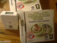 A DS My Health Coach Manage Your Weight With Pedometer
