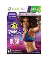 Zumba Fitness Rush Xbox 360 NEW STILL SEALED