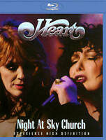 Heart: Night at Sky Church DVD RELEASE