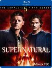 Supernatural - Series 5 - Complete (Blu-ray, 2010, 4-Disc Set)