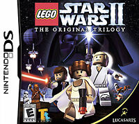 LEGO Star Wars II: The Original Trilogy (Nintendo DS, 2006) Game Only