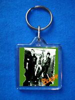 The Clash- Keyring punk rock Sex Pistols Stranglers Joe Strummer Mick Jones