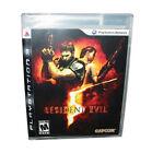 Resident Evil 5 (Sony PlayStation 3, 2009)