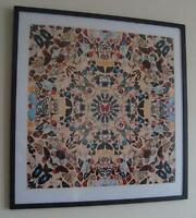DAMIEN HIRST - BUTTERFLY PRINT LTD EDITION (GENUINE WITH PROVENANCE) - SOLD OUT