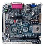 VIA Epia M10000, Socket M (EPIAMII10000CCM01) Motherboard
