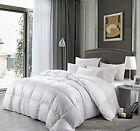 Luxurious Comforter Alternative Down Set 1200 Thread Count Goose Egyptian Cotton