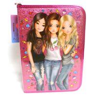 Depesche Top Model Federtasche XXL Friends 8723.001 Schulmäppchen pink  Freunde