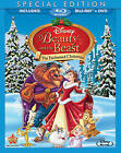 Beauty and the Beast: An Enchanted Christmas (Blu-ray/DVD, 2011, 2-Disc Set, Special Edition)