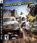 MotorStorm (Sony PlayStation 3, 2007)