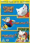 Stuart Little/Stuart Little 2/Stuart Little 3 (DVD, 2009)