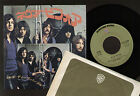 "7"" DEEP PURPLE NEVER BEFORE / WHEN A BLIND MAN... ORIGINAL JAPAN 1972 HARD ROCK"