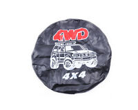 "27"" 4WD Spare Wheel Tire Soft Cover Pouch Protector For Honda CRV CR-V SUZUKI"