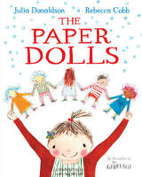 The Paper Dolls by Julia Donaldson BRAND NEW BOOK (Paperback, 2013)