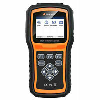 FOXWELL NT510 for AUDI A1 DIAGNOSTIC CODE FAULT SCANNER READER OBD2 ABS RESET