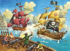 Nave Pirata XXL 100 Pezzi Ravensburger Puzzle