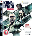 Kane and Lynch: Dead Men PS3 *in Excellent Condition*