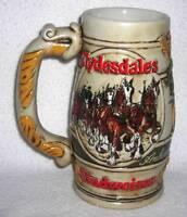 Ceramarte - Anheuser-Busch Clydesdales Budweiser Stein