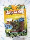 Anime TMNT Teenage Mutant Ninja Turtles Leonardo Action Figure Playmates Vintage
