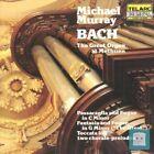 CD BACH: THE GREAT ORGAN AT METHUEN - MICHAEL MURRAY - TELARC (Nuovo)