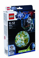 NEW - SEALED - LEGO Star Wars 9679 AT-ST & Endor Planet Series 2 - #9679 Retired