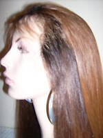 """INSTOCK! 16"""" Beyonce Trio Silky Straight Remy Human Hair Full Lace Wig"""