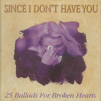 Since I Don'T Have You - Various - Used - CD