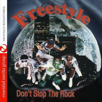 New Don'T Stop The Rock - Freestyle - CD