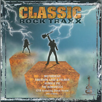 Classic Rock Traxx - Various Artists - Used - CD
