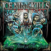 New Every Trick In The Book - Ice Nine Kills - Heavy Metal Music CD