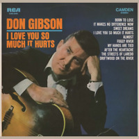I Love You So Much It Hurts - Gibson, Don - Pre-Loved - Vinyl