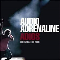 Adios - Their Greatest Hits - Audio Adrenaline - Used - CD